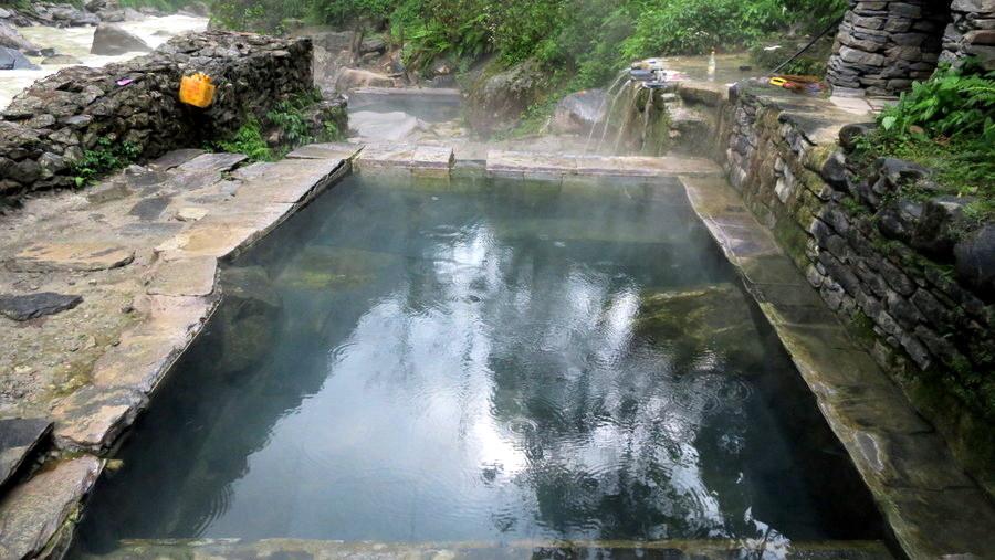 Hot Spring Pool