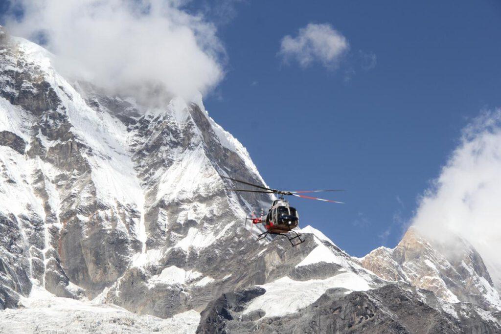 Heli Tour-Annapurna