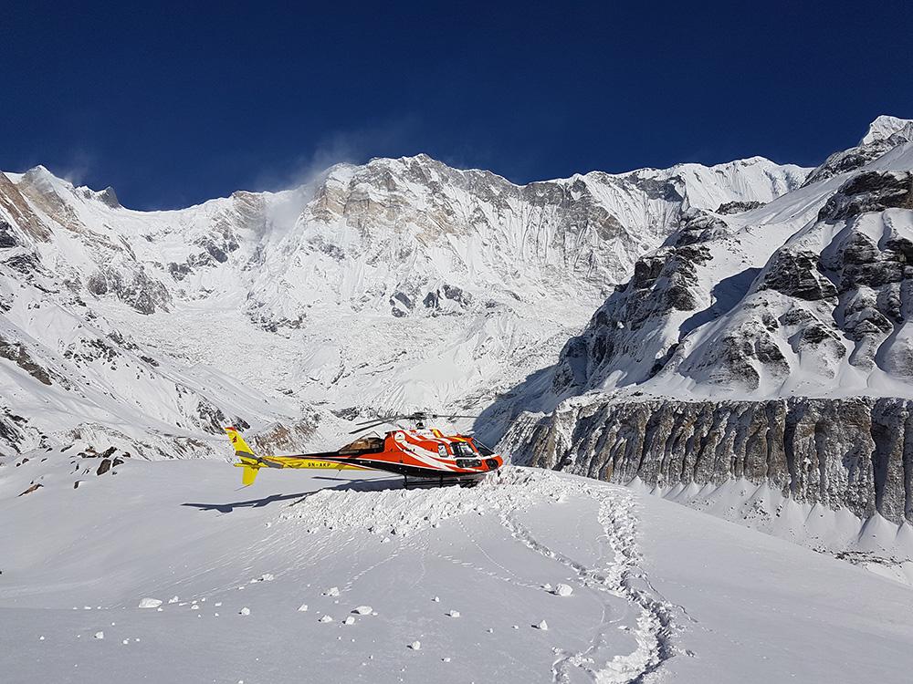 Heli Tour-Everest