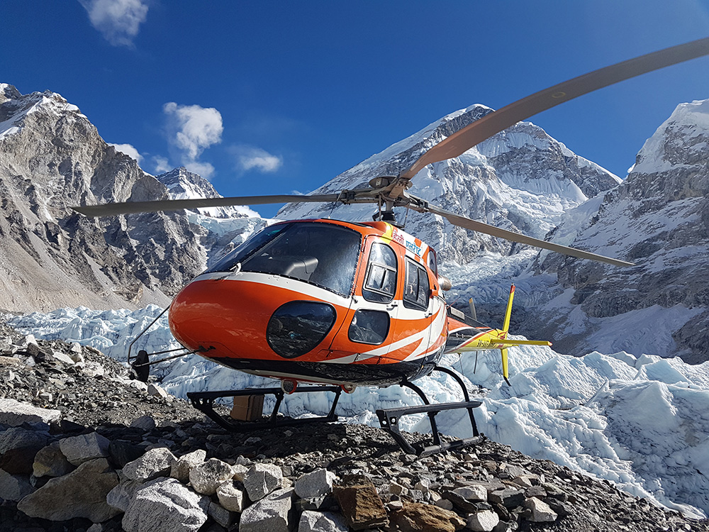 Heli Tour-Everest2